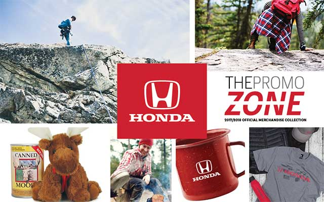 Honda Official Merchandise