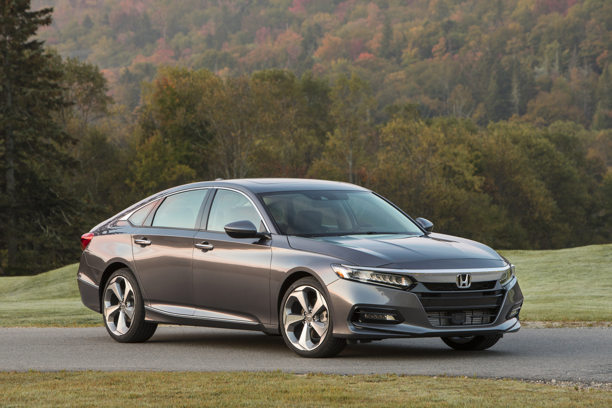 15 2018 The All New Honda Accord 10th Generation Of Americas Most Popular Car Has Earned Prestigious North American Year