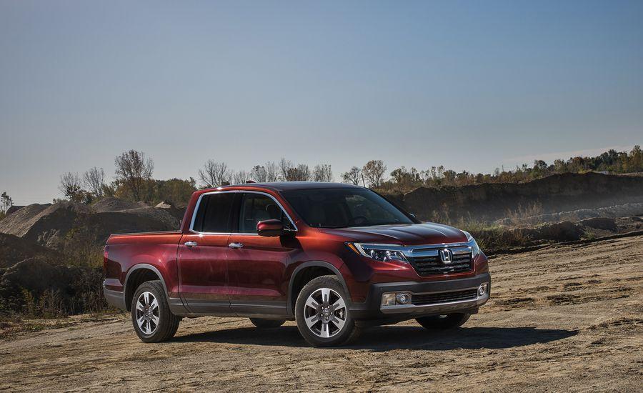 Honda Ridgeline: Best Mid Size Pickup Truck
