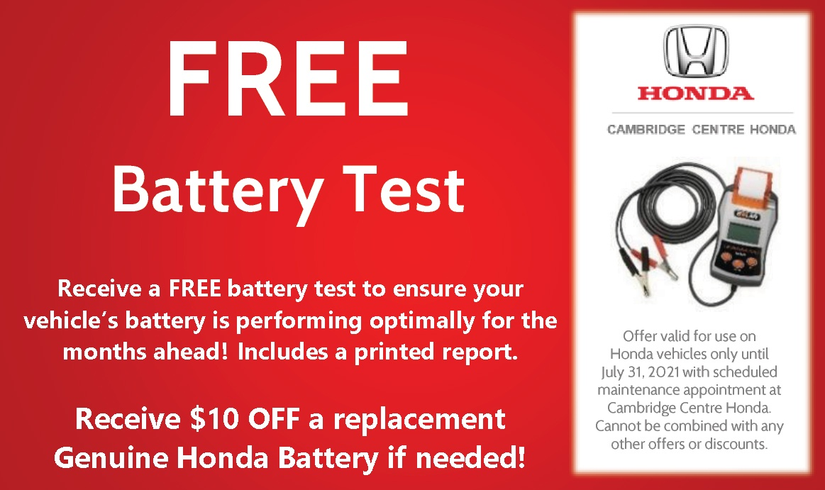 FREE!!! Battery Test