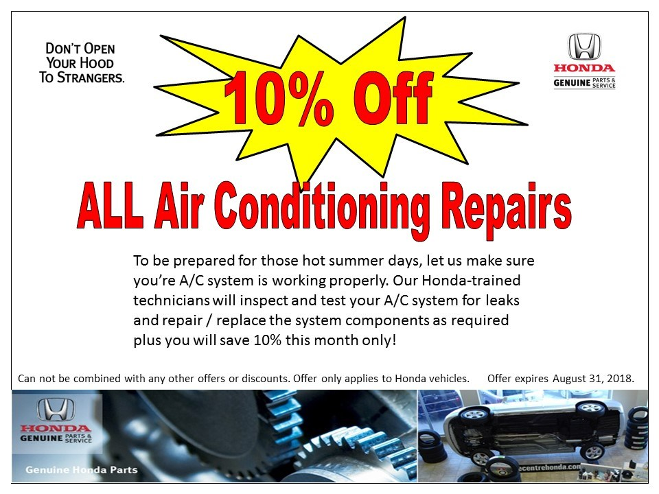 ALL Air Conditioning Repairs