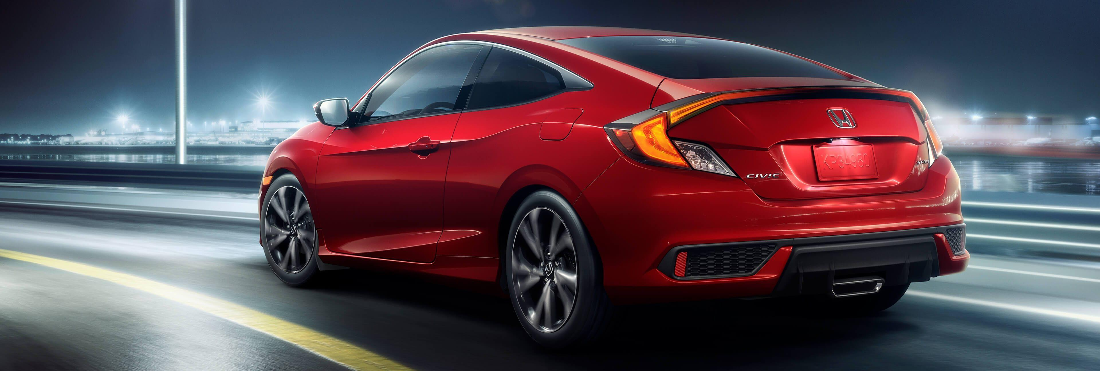 2020 Honda Civic Coupe Cambridge Centre Honda In On