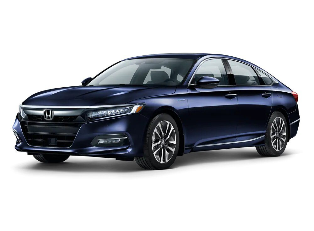 2020 Honda Accord Touring in Obsidian Blue Pearl