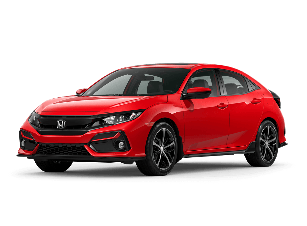 2020 Honda Civic Hatchback Sport