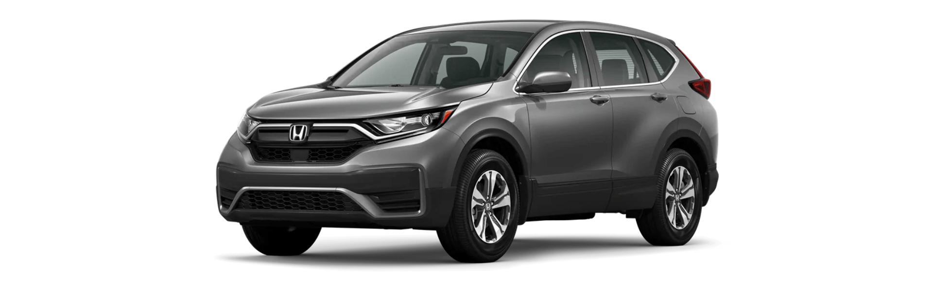 2020 Honda CR-V LX header