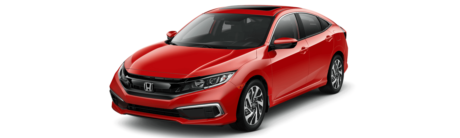 2020 Honda Civic Sedan EX header