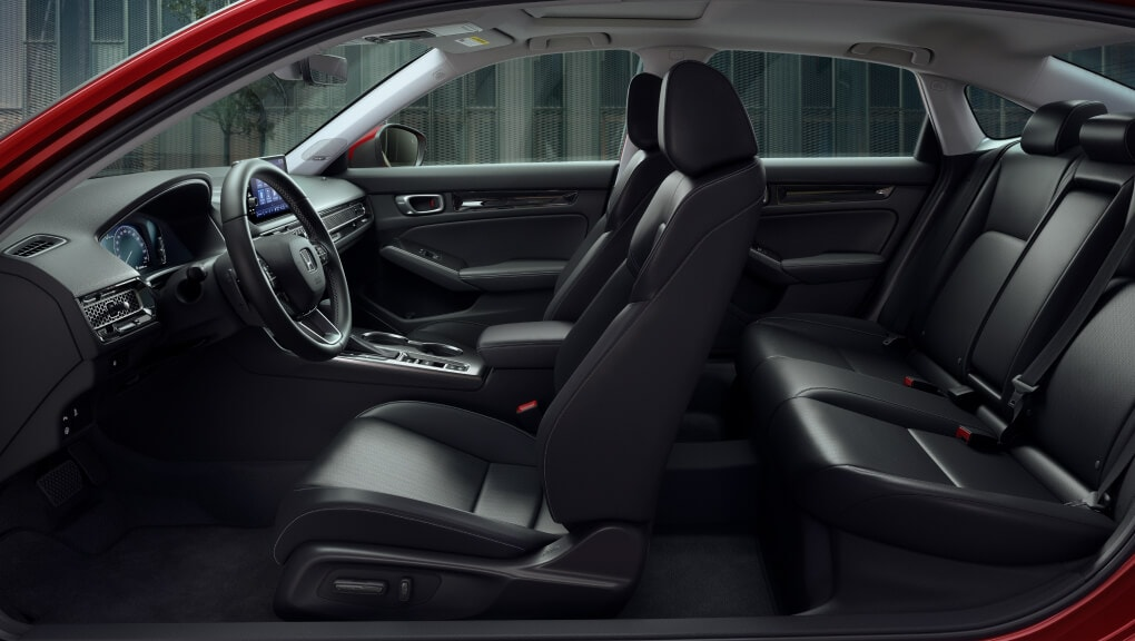 my22_civic_sedan Interior Style